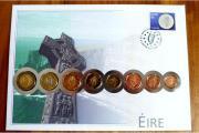EURO-Numisbrief Irland