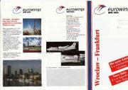 Eurowings Eröffnungsunterlagen aus dem Jahr