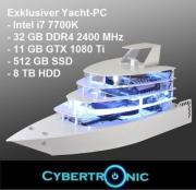 Exklusiver Yacht PC -