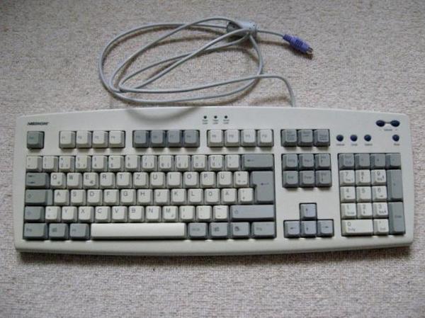 externe Computer-Tastatur von Medion