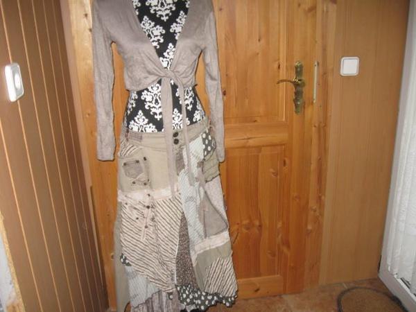 Extravaganter Zipfel Patchwork » Damenbekleidung