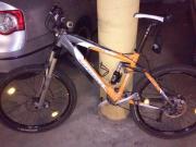 Fahrrad Mountainbike ghost