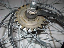 Fahrradlaufrad 26 Hinterrad 3 Gang: Kleinanzeigen aus Eching - Rubrik Fahrradzubehör, -teile