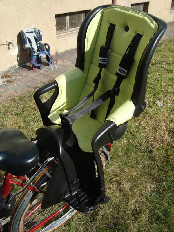 fahrradsitz r mer jockey relax in m nchen fahrradsitze. Black Bedroom Furniture Sets. Home Design Ideas