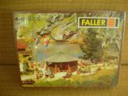 Faller B-575 Grillplatz Barbecue H0