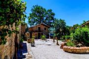 Ferienhaus. Italien mit