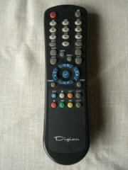 Fernbedienung Remote Control Digian S3000H