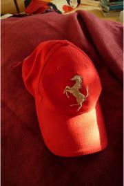 Ferrari Original Capy-Mütze wie neu