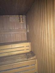 Finnische Sauna 400x290cm