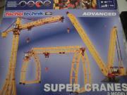 fischertechnik super cranes