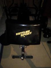 Fitnestation Kettler gebraucht