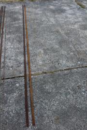 Flach-Eisen 2x 367cm lang 24x6
