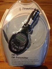 FM-Transmitter NEU/