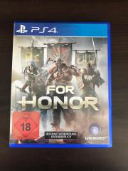 For Honor, PS4,