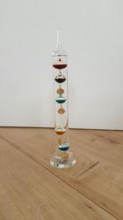 Galileo Thermometer Raumtemperatur