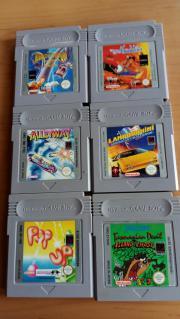 Game Boy Spiele!