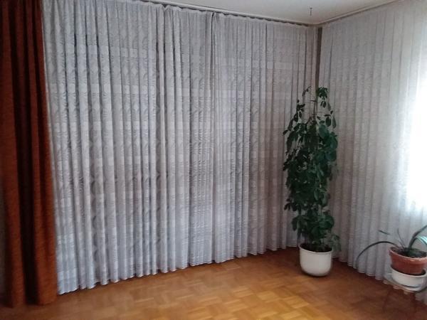 fenster store gardinen vorhange gebraucht kaufen nur 3 st bis 65 g nstiger. Black Bedroom Furniture Sets. Home Design Ideas