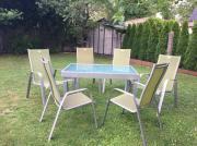 Gartentisch ausziehbar und