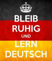 GERMAN DEUTSCH LEHRER