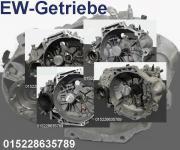 Getriebe LHD VW