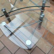 Glas Tisch 2