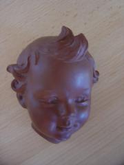 GOEBEL Keramik Köpfchen 1957 Jungenkopf