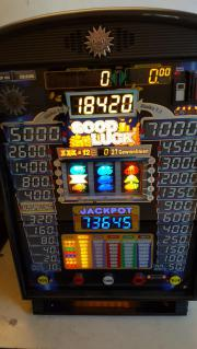 GOOD LUCK GELDSPIELAUTOMAT
