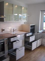 Küche mit elektrogeräten  Häcker Küche inkl. Elektrogeräten in Viernheim - Küchenzeilen ...