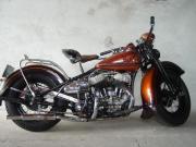 Harley Davidson 750ccm