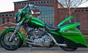 Harley Davidson Greenie