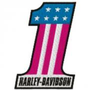 HARLEY-DAVIDSON No.