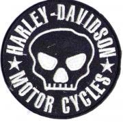 HARLEY-DAVIDSON - SKULL
