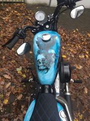 Harley Sportster Forty