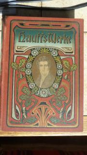 Hauffs Werke II Band Neue