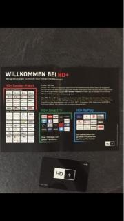 HD + smardcard für