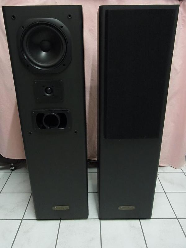 HiFi-Boxen Tonsil Bolero 200 - Rodgau - HiFi-Boxen Tonsil Bolero 200 (Typ=ZgB-100-8-540). Parameter: - - Rated input power 100W, - - Max input power 200W, - - Rated impedance 8 Ohm, - - Rated frequency range 35-20.000Hz, - - Sensitivity 86dB, - - Dimensions [W x H x D] 270x960x310mm, - - Rodgau