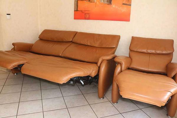 Beautiful Fabulous Himolla Relaxcouch Kinosofa Polster Sessel Couch With Trapezsofa Relax Sofa Elektrisch