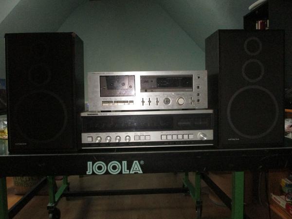 Hitachi Lautsprecherboxen » Stereoanlagen, Türme