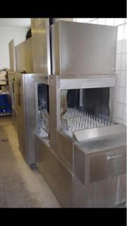 Hobart Band / Industriespühlmaschine