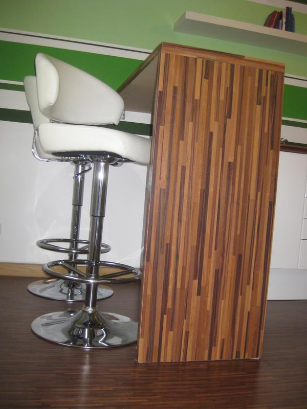 hochwertige, moderne arbeitsplatten + bistrotisch/bartisch in ... - Bartische Für Küche