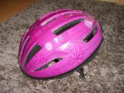 Hübscher Fahrrad- Helm für Mädchen