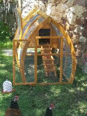 Hühnerhaus, Kaninchenstall, Meerschweinchen