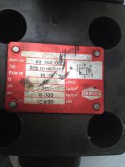 Hydraulik HERION Steuerventil