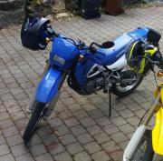 Hyosung XRX Motorrad