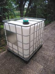 Super Wassertank 1000liter - Pflanzen & Garten - günstige Angebote  RE06