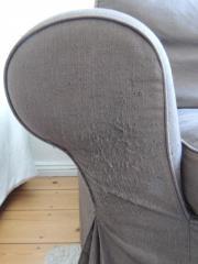 Ikea Ektorp 2er Sofa - Mit Bezug Svanby Braun In Berlin - Ikea ... Ikea Einrichtung Ektorp