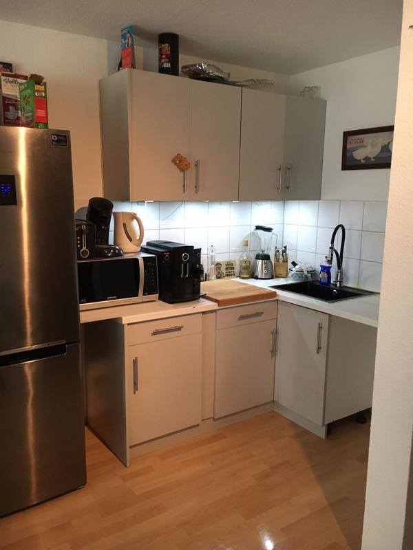 IKEA Kueche (Wasserhahn+Waschbecken)Zum Verkauf wegen Umzug: Küche ...