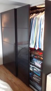 Schwebetürenschrank ikea pax  Ikea Pax Schrank in Nürnberg - Haushalt & Möbel - gebraucht und ...