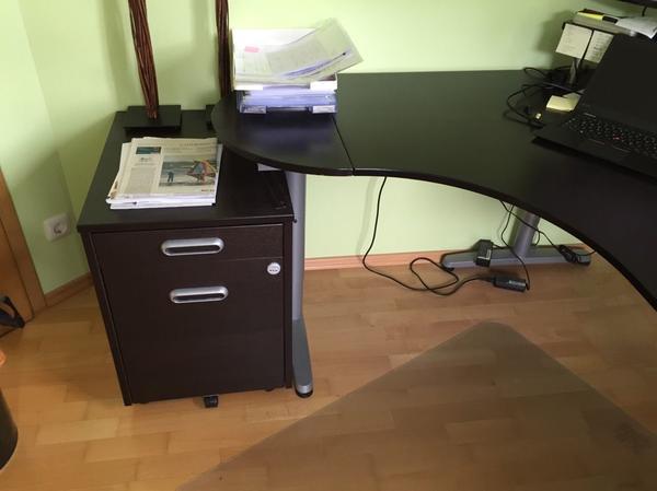 rollcontainer schwarz neu und gebraucht kaufen bei. Black Bedroom Furniture Sets. Home Design Ideas