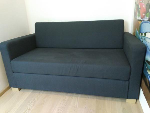 Schlafcouch ikea  IKEA Schlafcouch Gästecouch neu dunkelblau in Fürth - Polster ...